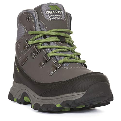 Trespass Kids Glebe High Rise Hiking Boots