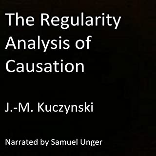 The Regularity Analysis of Causation cover art