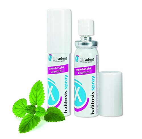 Miradent halitosis Spray 15ml 3er Pack (3x 15ml)