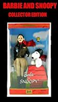 スヌーピー & バービー Snoopy Barbie 2001年 Dead Stock! レッドバロン red baronスヌピー 不朽 名作