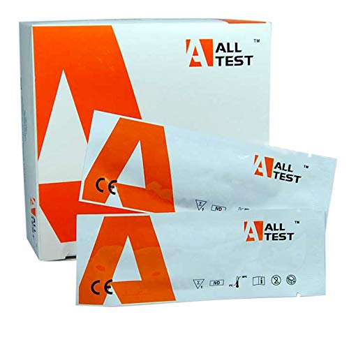 5 x Single Drug Test Kits - Ketamine Test Kit Professional Accuracy