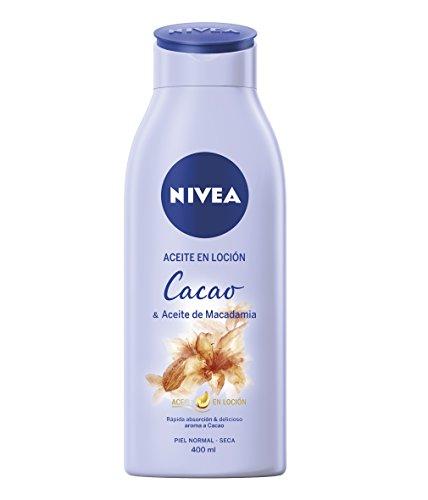 NIVEA Loción Cacao & Aceite de Macadamia - 400 ml