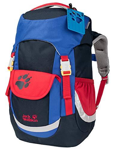 Jack Wolfskin Unisex Kinder Kids Explorer 16 Rucksack, Night Blue, ONE Size