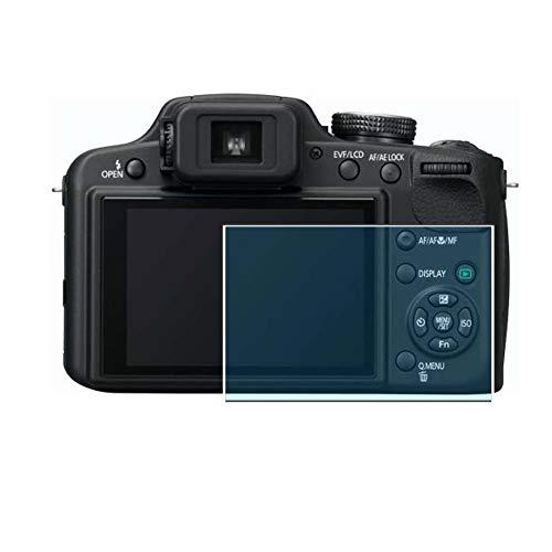 Vaxson 3 Unidades Protector de Pantalla Anti Luz Azul, compatible con Panasonic Lumix DMC-FZ45 [No Vidrio Templado] TPU Película Protectora
