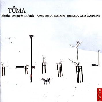 Tuma: Partite, Sonate e Sinfonie