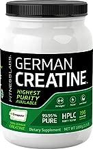 German Creatine | 1000g Creapure | Pure German Creatine Monhydrate from Germany | Purest Creatine Available
