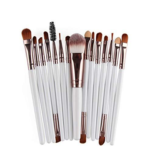 HOUXIAONI Kit De Pinceaux De Maquillage Start The Day Beautifully Kit pour Fard à Paupières Foundation,13-OneSize
