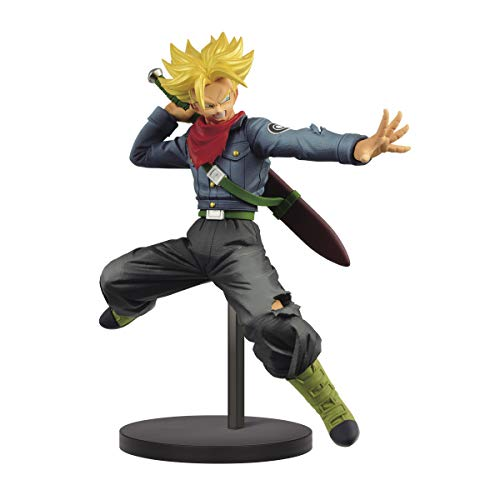 Banpresto Figura Super Saiyan Trunks Future Chosenshi Retsuden Dragon Ball Super 17cm, 16305