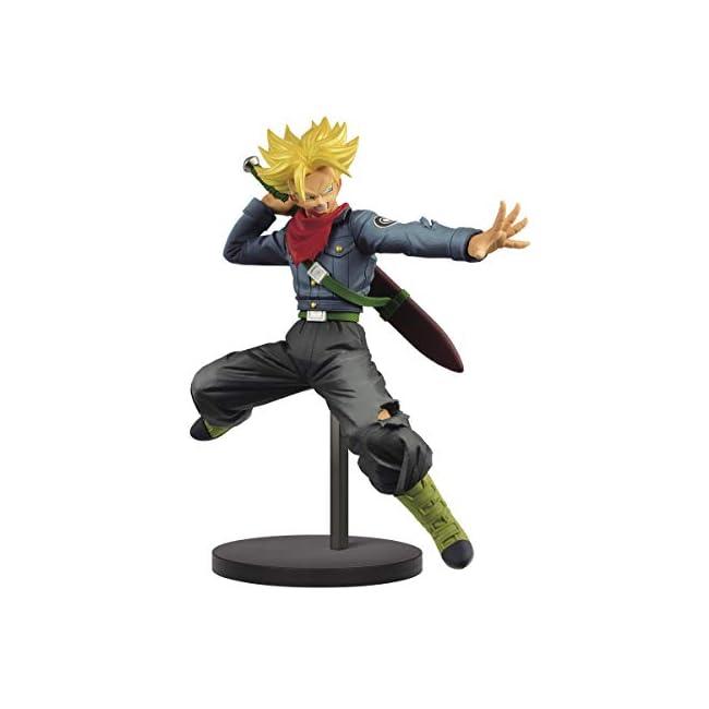 Dragon Ball Super PVC Statue SSJ Future Trunks 17 cm