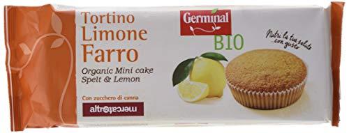 Germinal Bio Tortino Limone Farro - 180 g