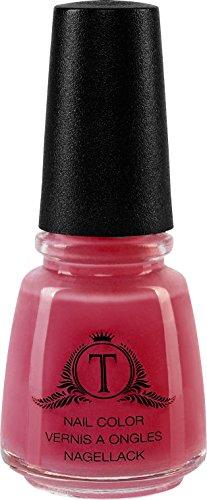 Trosani Cosmetics Vernis à Ongles Ruby Red 5 ml - Lot de 2
