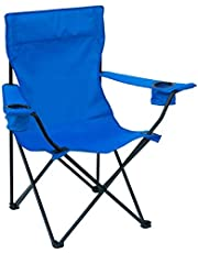 Steel Camp Chair - Folding Chairs
