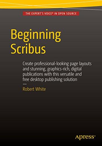 Beginning Scribus (English Edition)