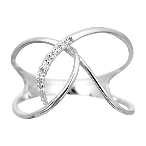 [ココカル]cococaru ダイヤモンド リング プラチナ900 ファッションリング 品質保証書 金属アレルギー 日本製(19)