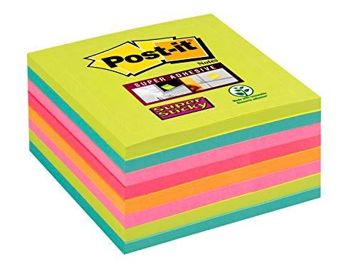 Post-it 70006852159 Sticky Foglietti, Dimensioni 76 x 76 mm, 8 Pezzi
