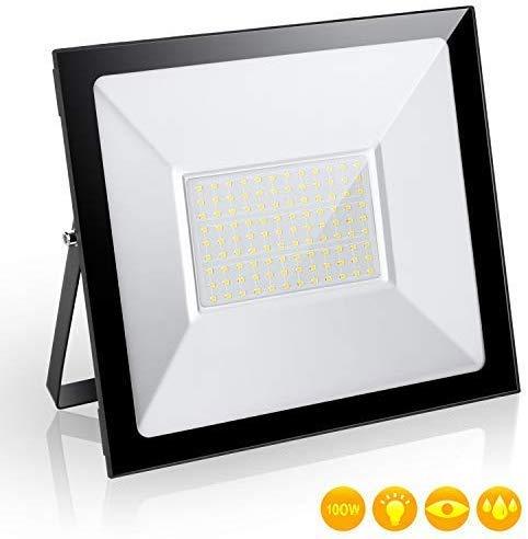 Faretto led da esterno 100W bianco 6000k faro led esterno impermeabile IP66 LEDMO faretti led esterno AC200-240V