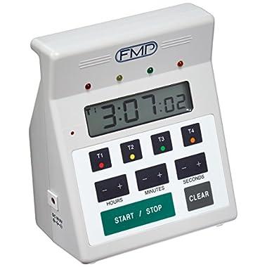 FMP 151-7500 4-in-1 Digital Timer, Water Resistant