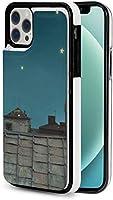 Iphone 12 用 ケースアニマルキャットナイトスター Iphone12mini Iphone12 Pro Max 用 スマホケース スタンド機能 Apple 12 レザーウォレットケース(必要なクレジットカードを保管しておく)