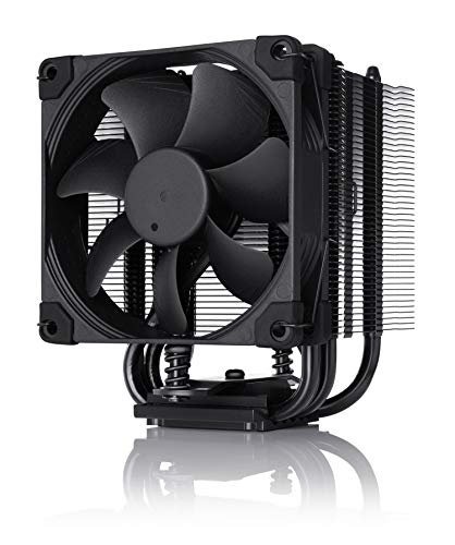 Noctua NH-U9S chromax.Black, 92mm Single-Tower CPU Cooler (Black)