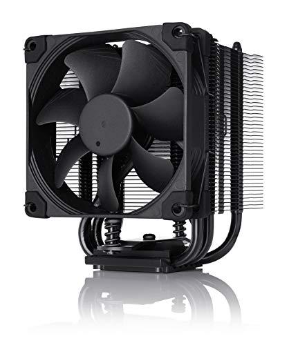 Noctua NH-U9S chromax.Black, Disipador de CPU de 92 mm y una Sola Torre (Negro)