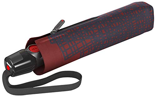 Knirps Taschenschirm T.200 Medium Duomatic UV Protection Nuno Happa Fire