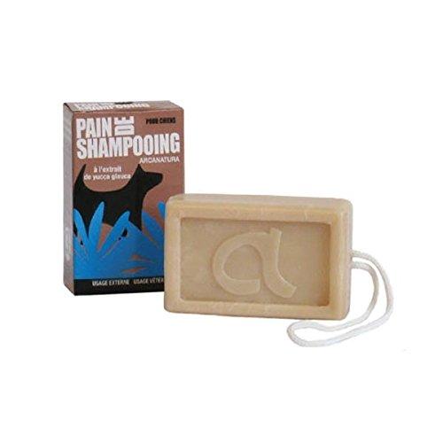 Arca Natura Pain de shampoing solide physiologique pour chien