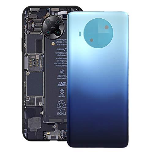 JLZK Robusto Funda de Juego de batería para Xiaomi MI 10T Light 5G / MI 10I 5G M2007J17G M2007J17I Durable (Color : Blue)
