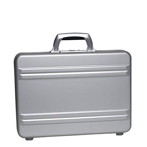 ZEROHALLIBURTON(ゼロハリバートン) CS4-LSI アルミニウム アタッシュケース/スーツケース シルバー [並行輸入品]