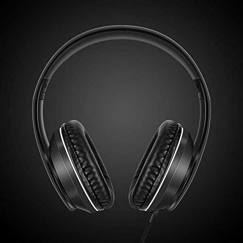 LORELEI X6, Over-Ear Headphones, with Microphone