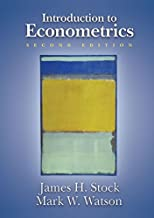 Introduction to Econometrics, 2nd Edition (Addison-Wesley Series in Economics)