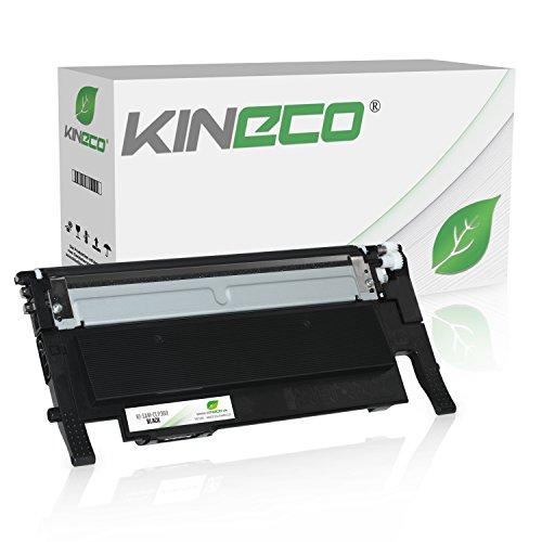 Toner kompatibel mit Samsung CLT-K406S CLP-360 N ND Series 365 W CLX-3300 3305 FN FW W Series Xpress C410 C460 FW W Series - Schwarz 1.500 Seiten