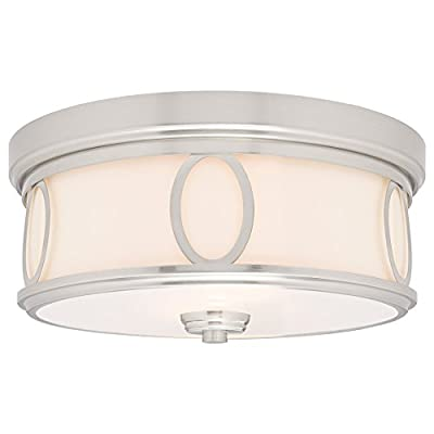 Kira Home Simone Flush Mount