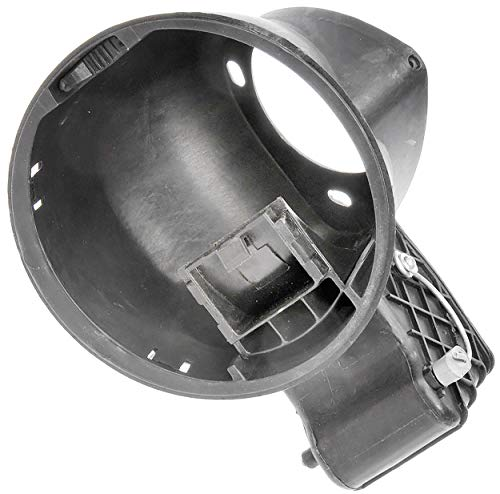 APDTY 135245 Gas Tank Fuel Filler Neck Upper Door Hinge Housing Assembly