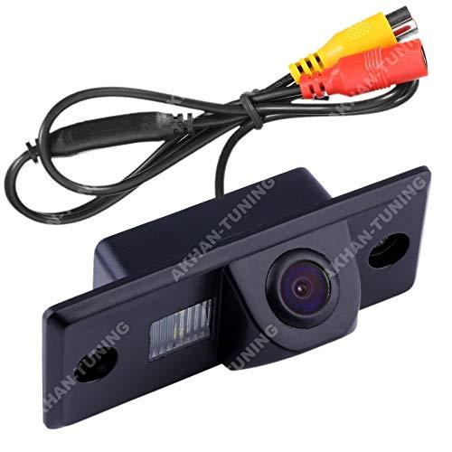 Akhan cam18–Colore per telecamera di retrovisione, con linee guida