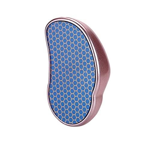 HMBEGG 2 en 1 – Limpiador de durezas de nanovidrio profesional para el cuidado de los pies, elimina callos y durezas gruesas