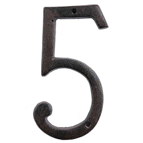 Nummer (5) 15cm