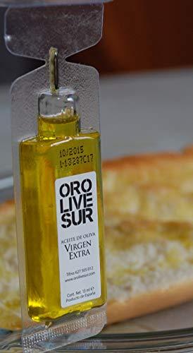 Monodosis de Aceite de Oliva Virgen Extra (Caja con 200 unidades de 10 ml.)