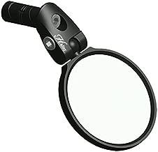 Hafny Bar End Bike Mirror, Stainless Steel Lens, Safe Rearview Mirror