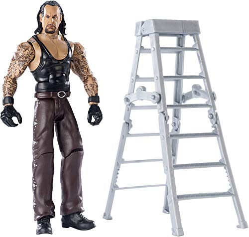WWE Wrekkin Undertaker Action Figure
