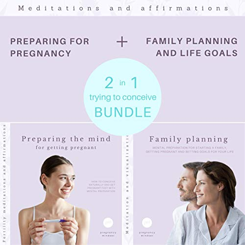 Preparing for pregnancy / Family planning and life goals audiobook cover art