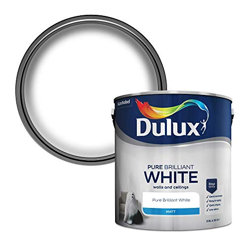 Dulux 5092360 Matt Emulsion Paint For...