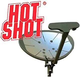 Hot Shot Heater for Ka/Ku Slimline Satellite Dish
