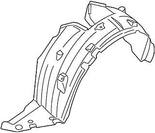 Genuine Honda 75321-S9V-A12ZJ Fender Protector