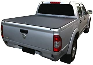 Holden Colorado Dual Cab 2003 to June 2012 Without Sports Bars & Headboard, Clip On Ute Tonneau Cover. Tuff Tonneaus Ute C...