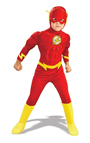 Rubie's 640854L DC Kostüm Jungen Mehrfarbig