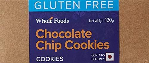 Gluten Free Chocolate Chip Cookies Non Veg120g