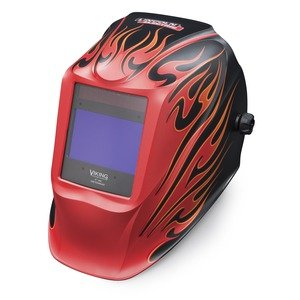 Lincoln Electric Viking 2450 Black Welding Helmet K3028-3