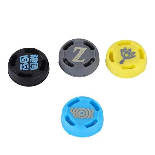 FOLOSAFENAR Tapa de Silicona Diseño ergonómico Elástico a Prueba de Sudor Material...