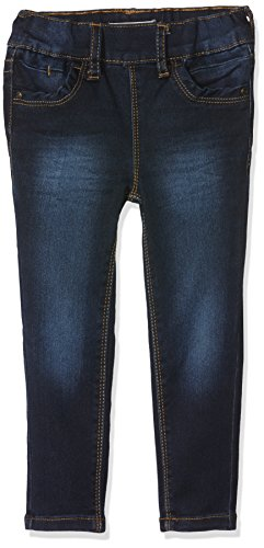 NAME IT NAME IT Mädchen NITTANJA DNM LEGGING NMT NOOS Jeans, Blau (Dark Denim), 92