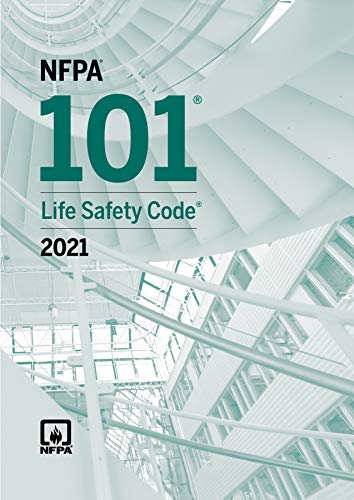 Compare Textbook Prices for NFPA 101, Life Safety Code 2021 edition  ISBN 9781455926268 by NFPA